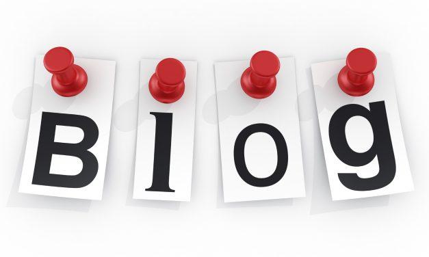 Naissance d'un Nouveau Blog