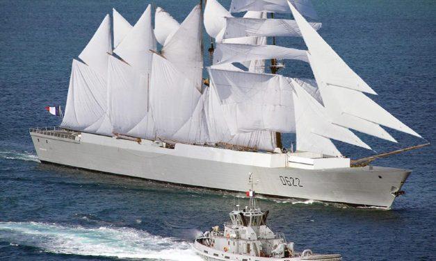 Transports maritimes : un pari audacieux…