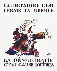 democratie dictature