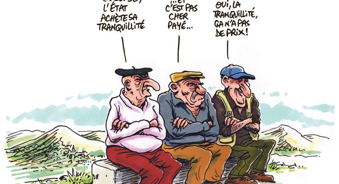 Corse: pourquoi évoquer la fraude aujourd'hui  ?